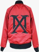 MADAME X TOUR - RED / BLACK REVERSIBLE MONOGRAM JACKET